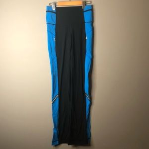 Lululemon Ice Green Pants 6 Limitless Blue